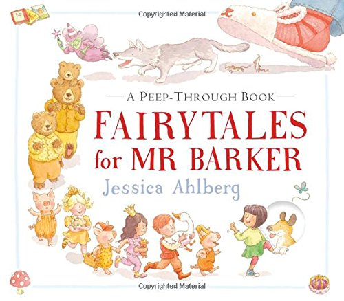 Fairytales for Mr Barker ISBN-13 9781406355888