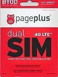Page Plus 4G LTE Sim Use on any Verizon 4G LTE Phone Prepaid
