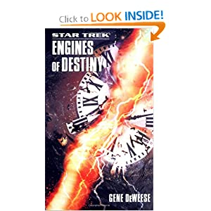 Engines of Destiny (Star Trek (Unnumbered Paperback)) by Gene DeWeese