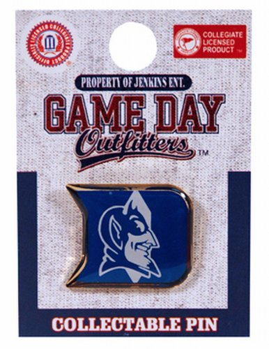 NCAA Duke Blue Devils Logo Lapel Pin at Amazon.com