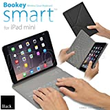 iPad mini �� ���С��������ܡ��� Bookey smart (�֥�å�) �ݸ�С��ȥ����ܡ��ɤ����ҤȤĤˡ��� iPad mini��mini2(Retina)��mini3��mini4 �б���JTT����饤�ꥸ�ʥ뾦�ʡ�
