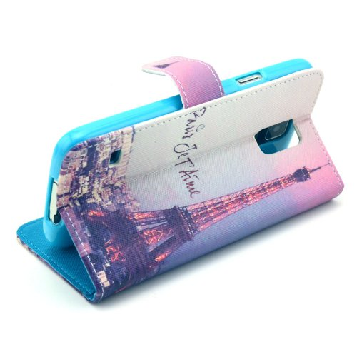 Deego Flip Protective Case Cover For Samsung Galaxy S5