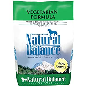 Natural Balance Vegan Dog Food Reviews