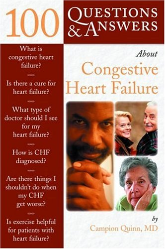 100 Questions & Answers About Congestive Heart Failure ebook Free Download