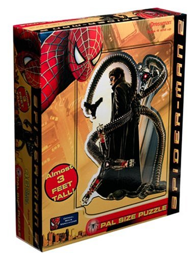 Spiderman 2 - Doc Ock Pal Size 46pc Puzzle