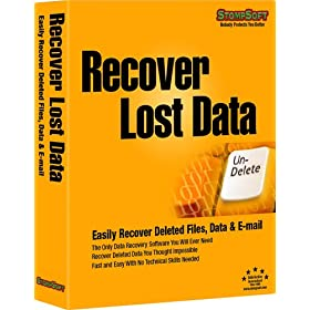 StompSoft Recover Lost Data