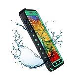 Nancy's Shop Samsung Galaxy Note 3 Cases Cover Waterproof Shockproof Snowproof Dirtproof Rugged Hard Armor Proctive Cover for Samsung Galaxy Note 3 (Green)