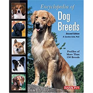 Encyclopedia of Dog Breeds [Hardcover]