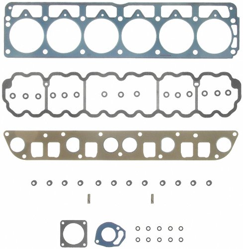 Fel-Pro HS 9076 PT-3 Cylinder Head Gasket Set (Lift Kit Jeep Patriot compare prices)