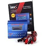 【ノーブランド品】MAX B6 LCD スクリーン バランス充電器