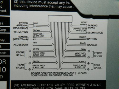 517AZZiuOVL jvc kw xr810 wiring diagram sony stereo wire harness diagram double din wiring harness at bayanpartner.co