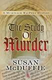 The Study of Murder (Five Star Mystery Series)