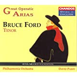 Great Operatic Arias (Sung In English), Vol. 1 - Bruce Ford