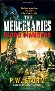 books about blood diamonds