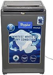 Whirlpool 6212SD Whitemagic Royale Fully-automatic Top-loading Washing Machine (6.2 kg, Grey Chrome)