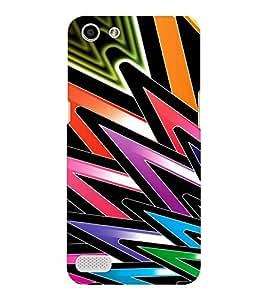EPICCASE Sparkling Mobile Back Case Cover For OPPO Neo 7 (Designer Case)