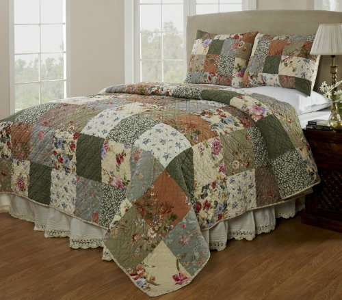 Be-You-Tiful Home Naomi Quilt Set, Queen