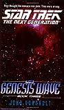 The Genesis Wave Book Three (Star Trek Next Generation (Numbered))