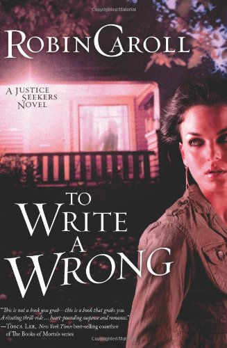 Image of To Write a Wrong (Justice Seekers, No. 2)