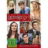 """Gossip Girl - Die komplette vierte Staffel [5 DVDs]von """"Blake Lively"""""""