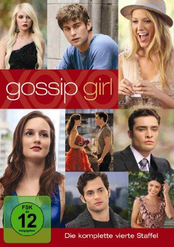 Gossip Girl - Die komplette vierte Staffel [5 DVDs]