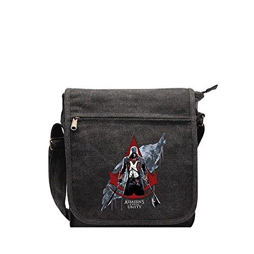 Assassins Creed-Borsa messenger Borsa a tracolla-Arno-Unity