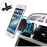 Budget&Good® Universal Car Magnetic Holder Air Vent Mount Car Mobile Phone Holder 360°Adjustable Rotating Air...