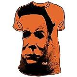 Halloween - Splatter Mask Subway T-Shirt