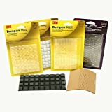 3M Scotch SJ5300 Series Bumpon Self-Adhesive Bumpers