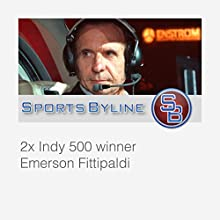 Interview with Emerson Fittipaldi  by Ron Barr Narrated by Ron Barr, Emerson Fittipaldi