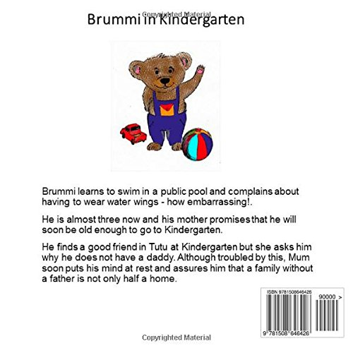 Brummi in Kindergarten: Brummi - The Little Bear: Volume 4