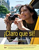 img - for Claro que si!, Enhanced book / textbook / text book