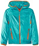 Marmot Girl's Ether Hoody Jacket - Sea Glass, Medium
