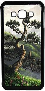 FCS Printed 2D Designer Hard Back Case For Samsung Galaxy A8 Design-10470