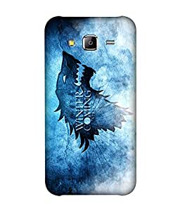 small candy 3D Printed Back Cover For Samsung Galaxy On5 -Multicolor game of thrones