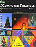 img - for The Computer Triangle Second Edition and Metamorphosis: A Guide to the World Wide Web and Electronic Commerce Version 2.0 book / textbook / text book