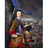 Peter The Great, Tsar of Russia, by Baron Gustav von Mardefeld (Print On Demand)