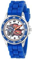 Disney Kids' CZ1010 Watch with Blue Rubber Band from Disney