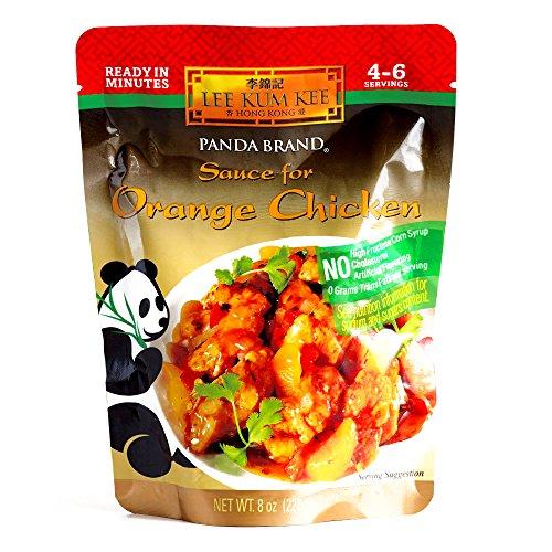 Lee Kum Kee Orange Chicken Sauce 8 oz each (2 Items Per Order) (Secret Sauce Orange compare prices)