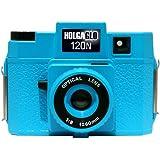 Holga 297120 Holga HOLGAGLO 120N Cameras (Electric Blue)