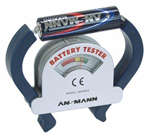ANSMANN Battery tester, 4000001