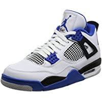 Nike Jordan Men's Air Jordan 4 Retro Basketball Shoe (Multiple Colors)