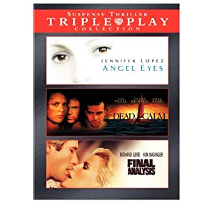 Suspense Thriller Triple Play Collection