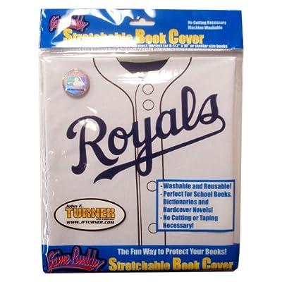 MLB Kansas City Royals Game Buddy Team Logo Book Cover