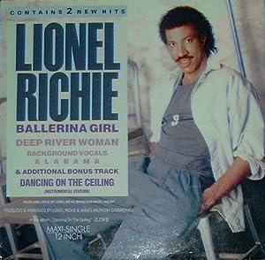 Lionel Richie Ballerina Girl 12 Quot De Motown Zt 41082
