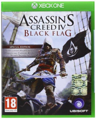 Assassin's Creed IV: Black Flag - Special Edition - Esclusiva Amazon.it