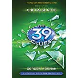 One False Note (Library Edition) (The 39 Clues)by Gordon Korman