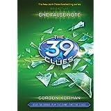 "One False Note (39 Clues)von ""Gordon Korman"""