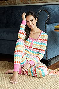 BedHead Twister Knit Henley Made in USA PJ Set