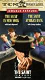 The Saint: In New York/Strikes Back [VHS]